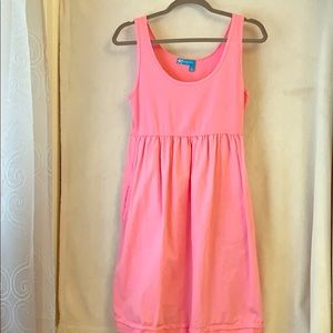 fresh produce Dresses - Fresh produce pink sundress  sz S🌸